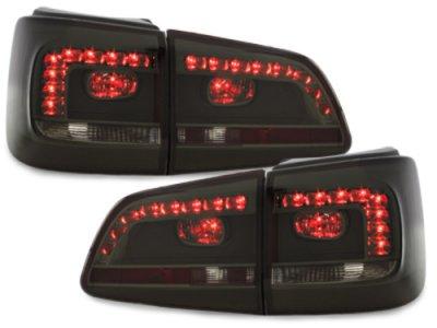Задние фонари LED Smoke на Volkswagen Touran рестайл