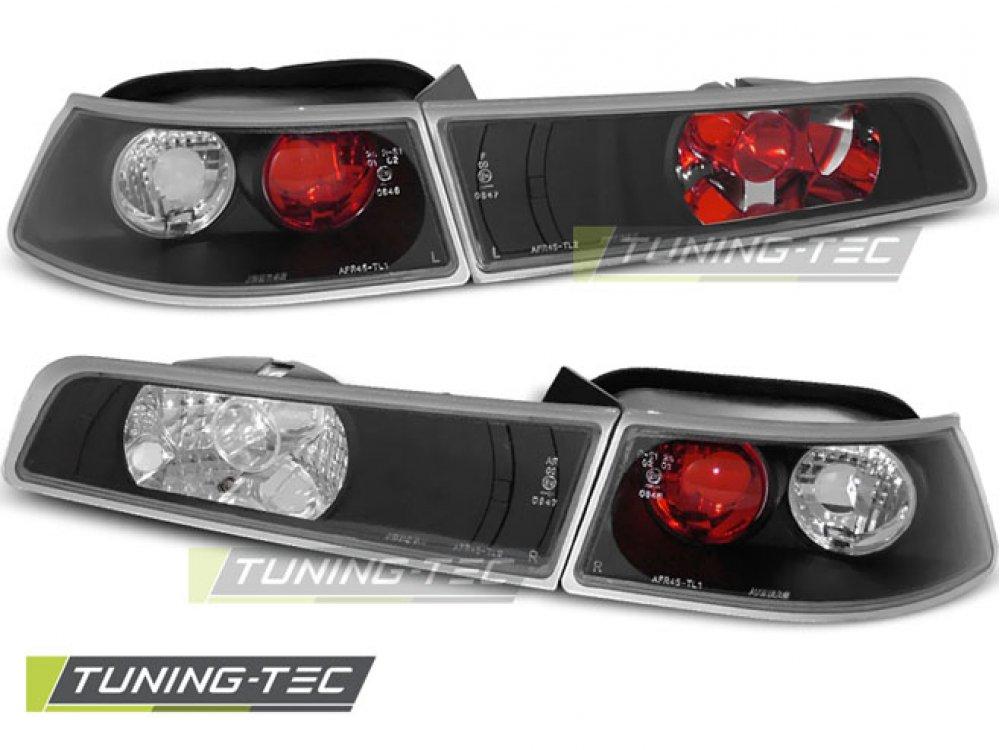Задние фонари Black от Tuning-Tec на Alfa Romeo 145