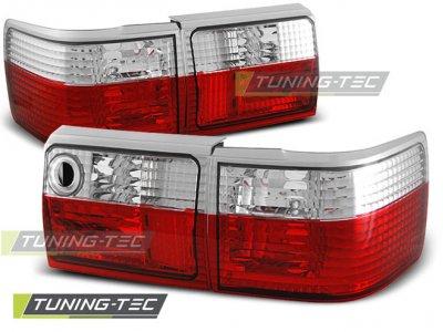 Задние фонари Red Crystal на Audi 80 B3 / B4 Avant