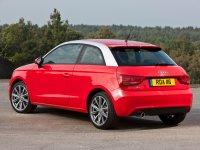 Audi A1 8X адняя альтернативная оптика, фонари