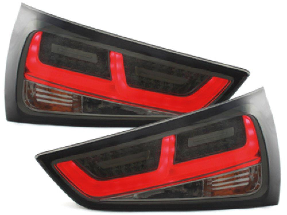 Задние тюнинговые фонари Dectane для Audi A1 8X