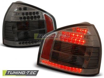 Задние фонари LED Smoke на Audi A3 8L