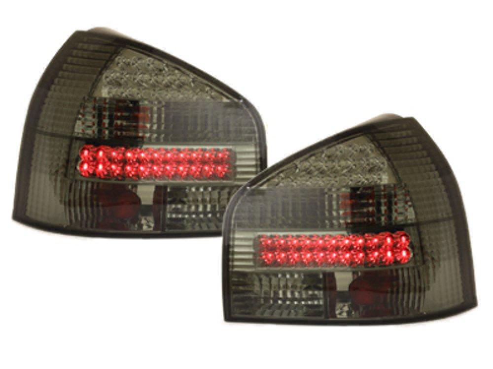 Задние светодиодные фонари LED Smoke на Audi A3 8L
