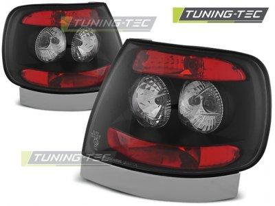 Задние фонари Black на Audi A4 B5