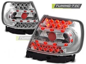 Задние фонари LED Chrome на Audi A4 B5