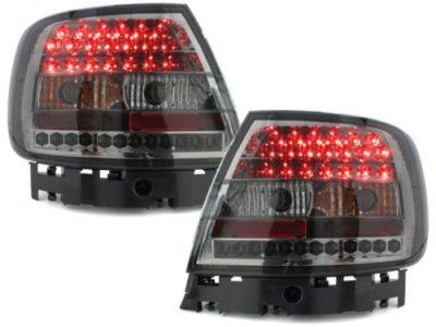 Задние фонари LED Smoke на Audi A4 B5