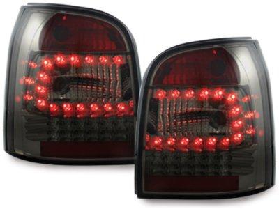 Задние фонари LED Smoke на Audi A4 B5 Avant