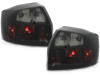 Задние фонари Black на Audi A4 B6