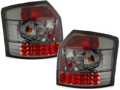 Задние фонари LED Smoke на Audi A4 B6 Avant