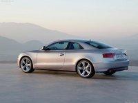 На Audi A5 8T - задняя альтернативная оптика, фонари