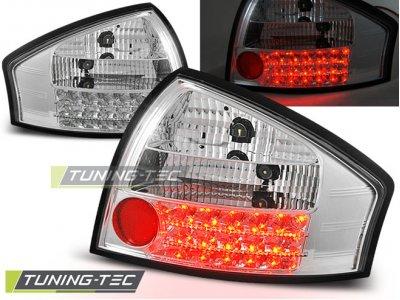 Задние фонари от Tuning-Tec LED Chrome на Audi A6 C5