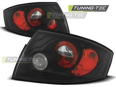 Задние фонари Black Var2 на Audi TT 8N