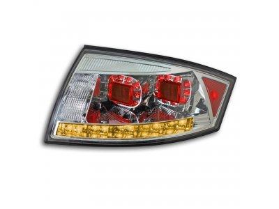 Задние фонари LED Chrome на Audi TT 8N
