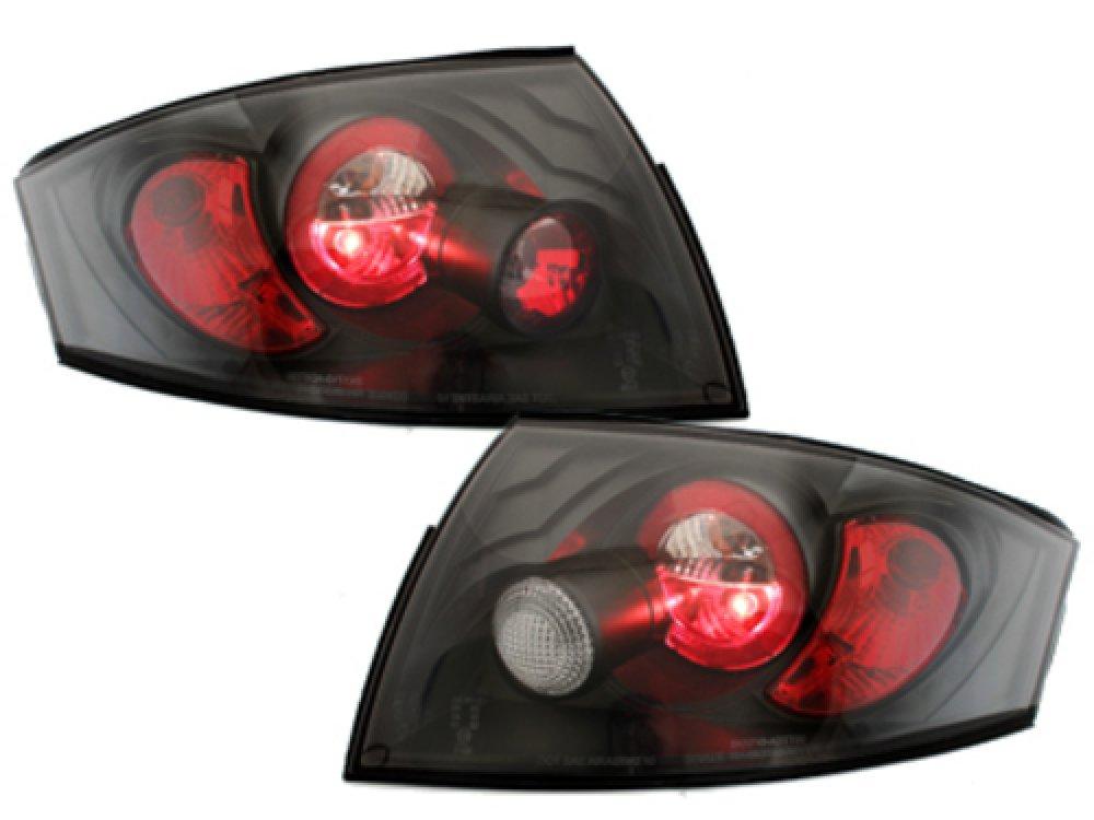 Задние фонари Black на Audi TT 8N