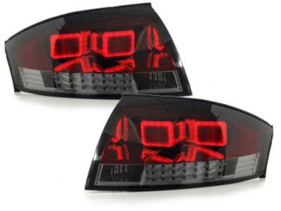Задние фонари LED Red Smoke на Audi TT 8N