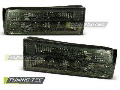 Задние фонари Smoke на BMW 3 E30