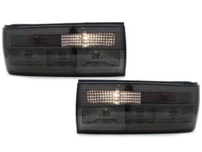Задние фонари Smoke на BMW 3 E30 рестайл