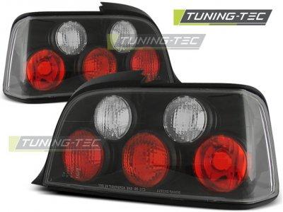 Задние фонари Black на BMW 3 E36 Coupe