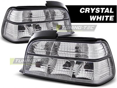 Задние фонари Chrome на BMW 3 E36 Coupe