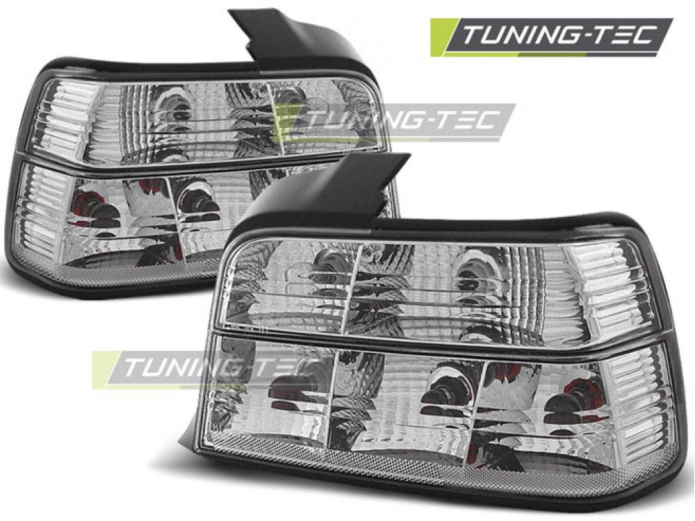 Задние фонари Chrome на BMW 3 E36 Limousine