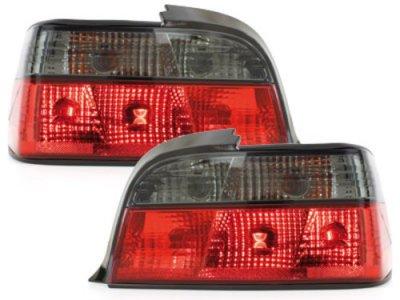 Задние фонари Red Smoke на BMW 3 E36 Coupe
