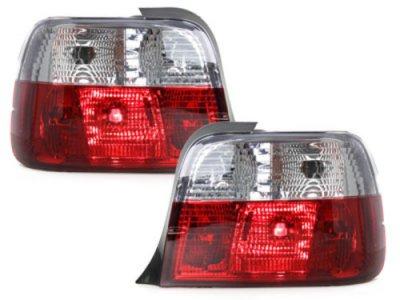 Задние фонари Red Crystal на BMW 3 E36 Compact