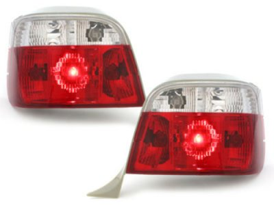 Задние фонари Red Crystal на BMW 3 E36 Touring