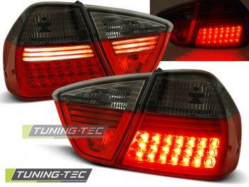 Задние фонари LED Red Smoke от Tuning-Tec на BMW 3 E90