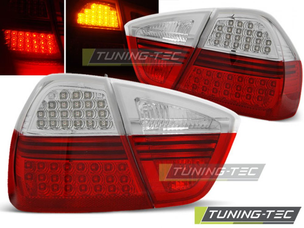 Задние фонари Full LED Red Crystal от Tuning-Tec на BMW 3 E90