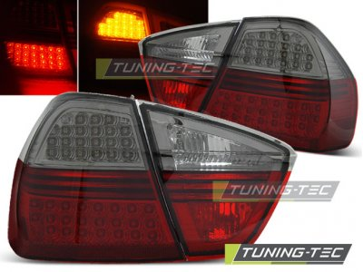Задние фонари Full LED Red Smoke от Tuning-Tec на BMW 3 E90