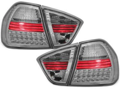 Задние фонари LED Crystal на BMW 3 E90