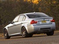 На BMW 3 E90 - задняя альтернативная оптика, фонари