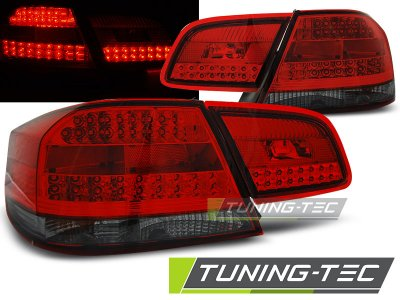 Задние фонари LED Red Smoke от Tuning-Tec на BMW 3 E92 Coupe