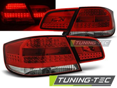 Задние фонари LED Red Crystal от Tuning-Tec на BMW 3 E92 Coupe