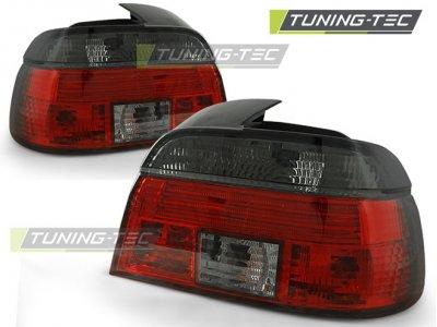 Задние фонари Red Smoke от Tuning-Tec на BMW 5 E39