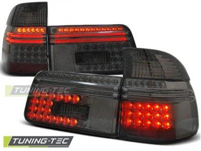 Задние фонари LED Smoke от Tuning-Tec на BMW 5 E39 Touring