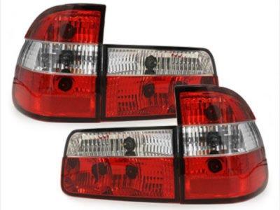 Задние фонари Red Crystal на BMW 5 E39 Touring