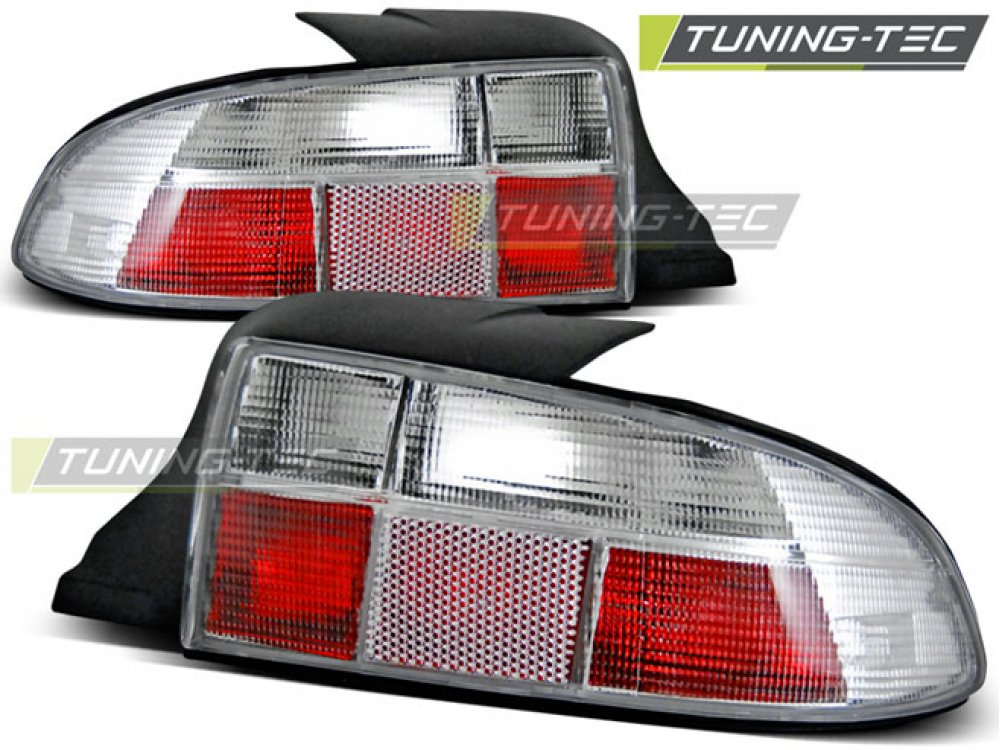 Задние фонари Crystal на BMW Z3 E36
