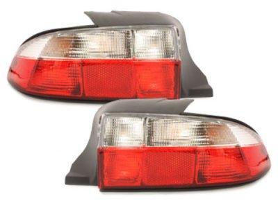 Задние фонари Red Crystal на BMW Z3 E36