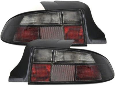 Задние фонари Smoke на BMW Z3 E36