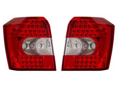 Задние фонари LED Red на Dodge Caliber