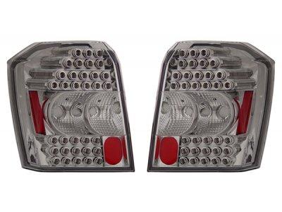 Задняя альтернативная оптика LED Chrome на Dodge Caliber