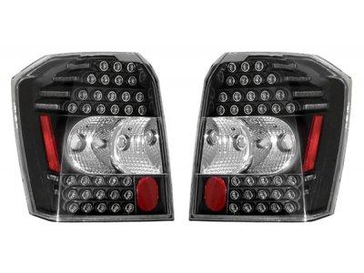 Задняя альтернативная оптика LED Black на Dodge Caliber