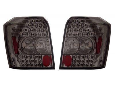 Задние фонари LED Smoke на Dodge Caliber