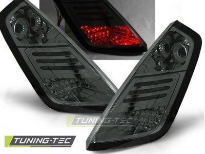 Задние фонари LED Smoke от Tuning-Tec на Fiat Grande Punto