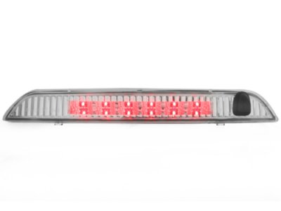 Дополнительный стоп-сигнал LED Clear Glass на Ford Fiesta Mk6