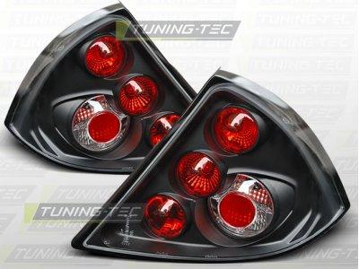 Задние альтернативные фонари Black на на Ford Mondeo III