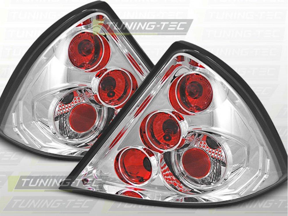 Задние альтернативные фонари Chrome на на Ford Mondeo III