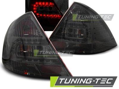 Задние фонари LED Smoke на на Ford Mondeo III