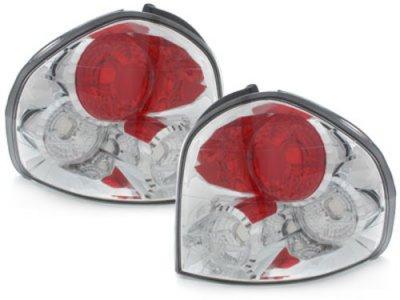 Задние фонари Crystal на Hyundai Santa Fe I